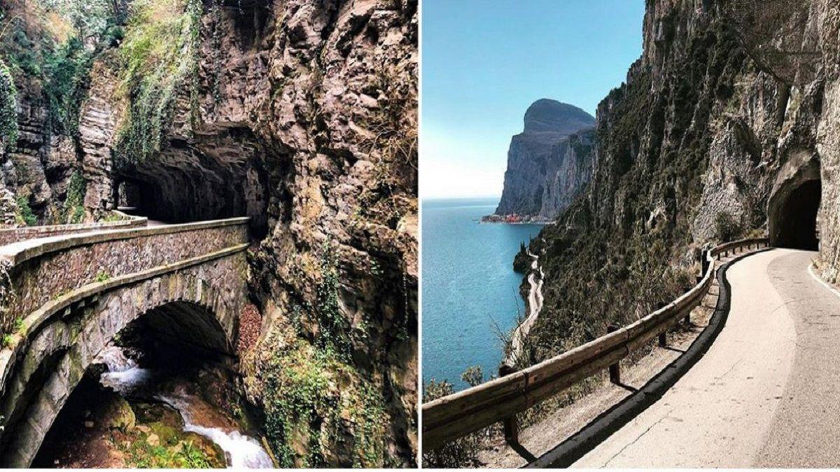 Strada Delle Forre La Più Bella Del Lago Di Garda